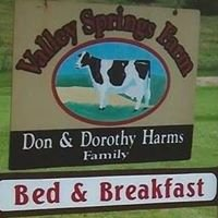 Valley Springs Farm Bed & Breakfast