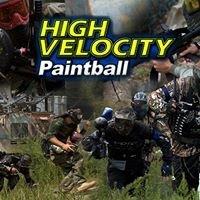 High Velocity Paintball