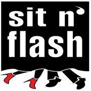 Sit N' Flash Photo Booth