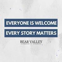 Bear Valley Community Church