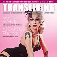 TransLiving TV, CD, TG, TS Magazine, Events, Forum & Support Group