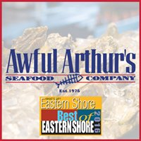 Awful Arthur's St. Michaels Maryland