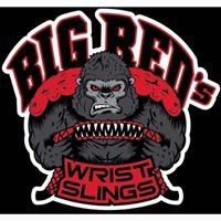 Big Red's Custom Wrist Slings