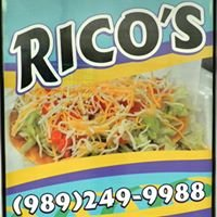 Rico's Authentic Mexican Take Out