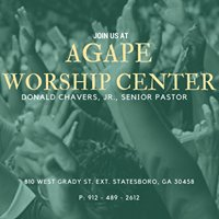 Agape Worship Center