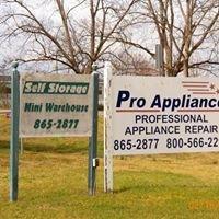 Pro Appliance Appliance Repair