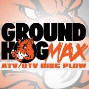 GroundHog MAX ATV UTV Disc Plow