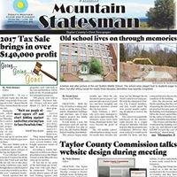 Mountain Statesman Newspaper