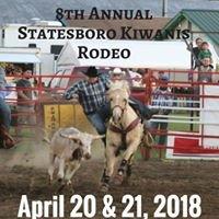 Statesboro Kiwanis Rodeo
