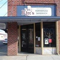 Kitt's Kornbread Sandwich & Pie Bar