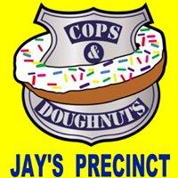 Cops & Doughnuts - Jay's Precinct - Gaylord