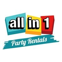 All In 1 Party Rentals