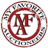 My Favorite Auctioneers