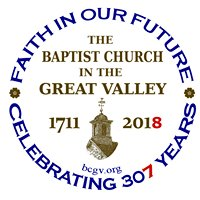The Baptist Church in the Great Valley