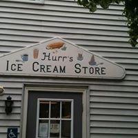 Hurr's Dairy Ice Cream Store