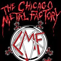 The CMF's Metal Sundays at Exit, Chicago