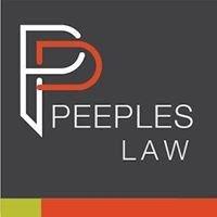 Peeples Law