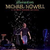 Magician Michael Howell