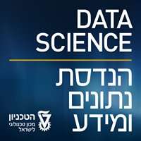 Data Science, Technion - Israel Institute of Technology