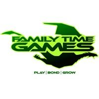 Family Time Games