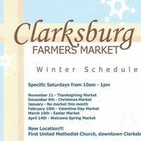 Clarksburg WV Farmers Market