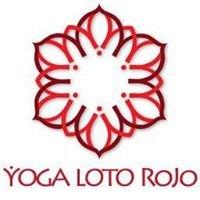 Yoga Loto Rojo