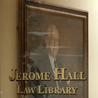 Jerome Hall Law Library