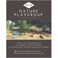 Infuse Nature Playgroup Mount Barker