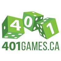 401 Games, Toys and Sportscards
