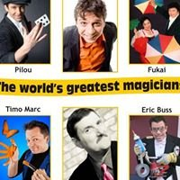 Champions of Magic Show