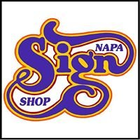 Napa Sign Shop.