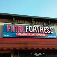 Final Fortress Comics, Games & Collectibles