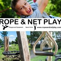 Rope & Net Play