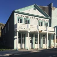 Thompson's Opera House in Pioche