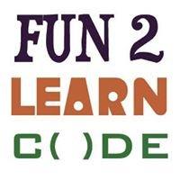 Fun 2 Learn Code