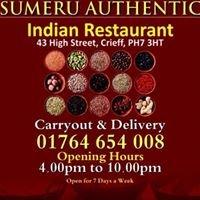 Sumeru Indian Restaurant