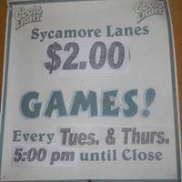 Sycamore Lanes
