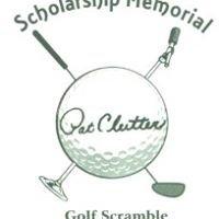 Pat Clutter Scholarship and Memorial Golf Scramble