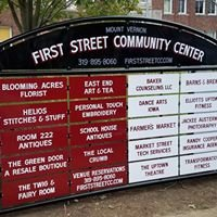 Mount Vernon First Street Community Center