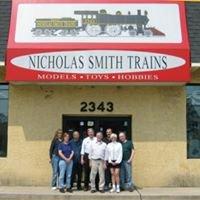 Nicholas Smith Trains & Toys
