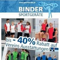 Binder Sportgeräte