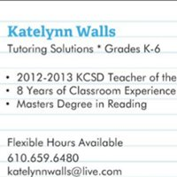 Writing on the Walls Tutoring Solutions