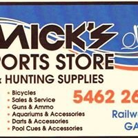 Mick's Sports Store and Pet Supplies