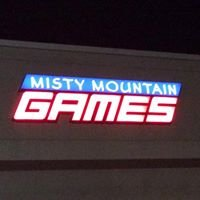Misty Mountain Games - Madison