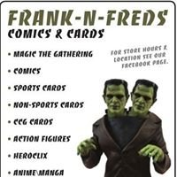 Frank-N-Freds Comics & cards
