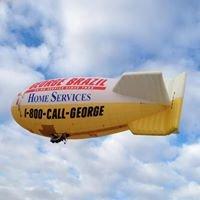 George Brazil Airship