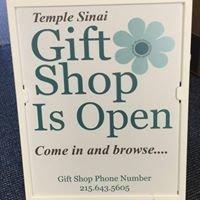 Temple Sinai Gift Shop