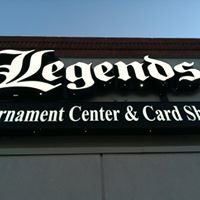 Legends Tournament Center and Card Store