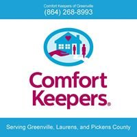 Comfort Keepers of Greenville, SC