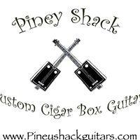 Piney Shack Custom Cigar Box Guitars